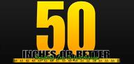 50InchesOrBetter.com